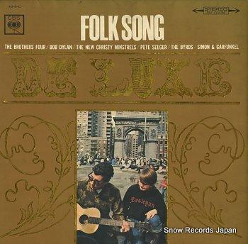 V/A folk song de luxe