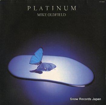 OLDFIELD, MIKE platinum
