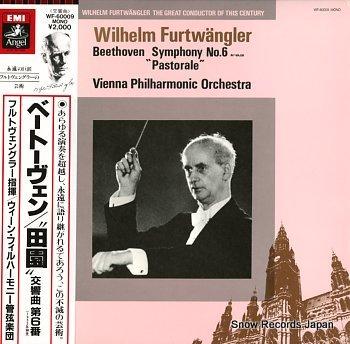 FURTWANGLER, WILHELM beethoven; symphony no.6