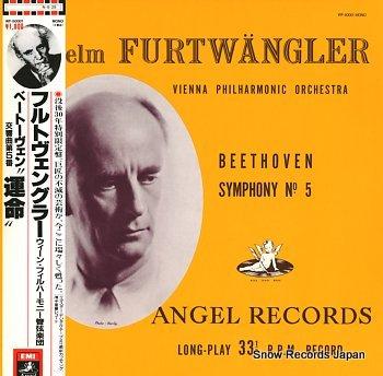 FURTWANGLER, WILHELM beethoven; symphony no.5 in c minor, op.67