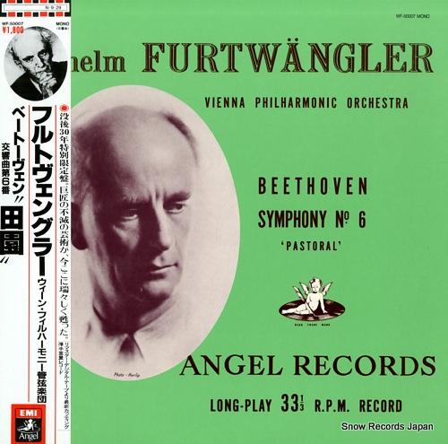 FURTWANGLER, WILHELM beethoven; symphony no.6 in f major, op.68 pastoral