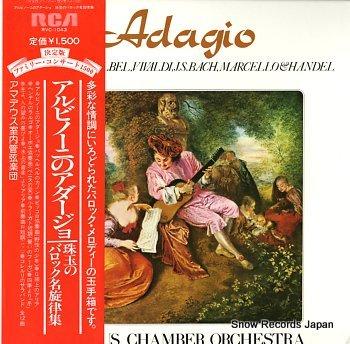 AMADEUS CHAMBER ORCHESTRA albimoni, pachelbel, vivaldi, j.s.bach, marcello & handel