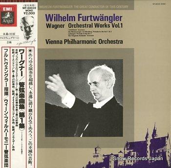 FURTWANGLER, WILHELM wagner; orchestral works vol.1