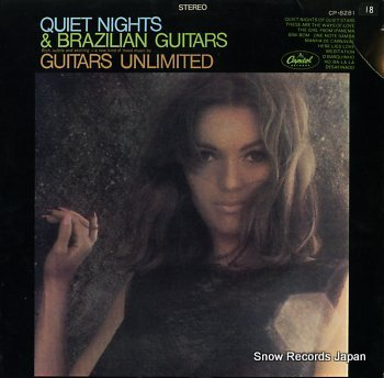 QUIET NIGHTS & BRAZILIAN GUITARS guitars unlimited