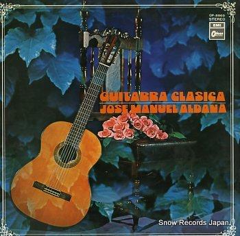 ALDANA, JOSE MANUEL guitarra clasica