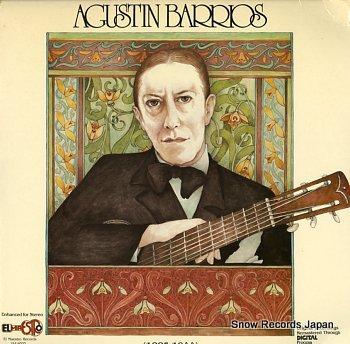 MANGORE, AGUSTIN BARRIOS 1885-1944