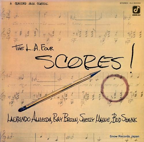 L.A. 4, THE scores