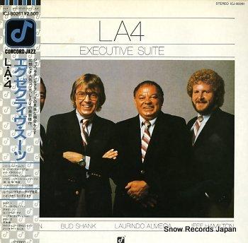 L.A. 4 executive suite