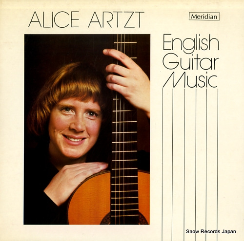 ARTZT, ALICE english guitar music