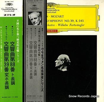 FURTWANGLER, WILHELM haydn; symphony no.88