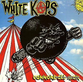 WHITE KAPS cannonball man