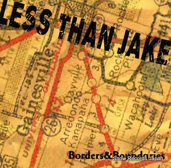 LESS THAN JAKE borders & boundories