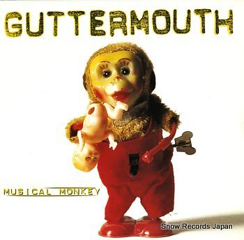GUTTERMOUTH musical monkey
