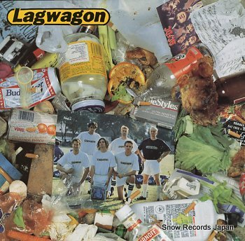 LAGWAGON trashed