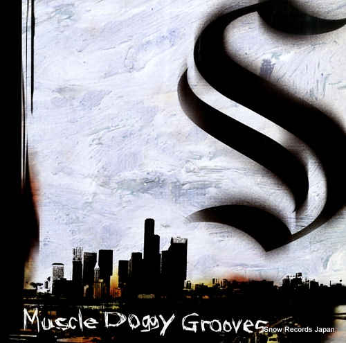MUSCLE DOGGY GROOVES muscle doggy grooves FDLP002 - front cover