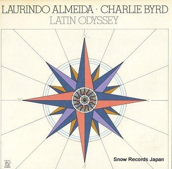 ALMEIDA, LAURINDO & CHARLIE BYRD latin odyssey