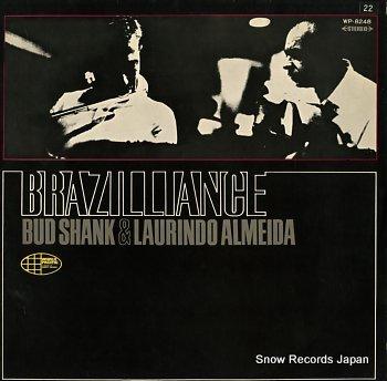 SHANK, BUD & LAURINDO ALMEIDA brazilliance
