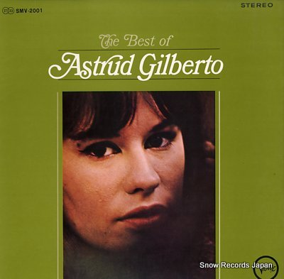 GILBERTO, ASTRUD best of, the