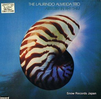 ALMEIDA, LAURINDO artistry in rhythm