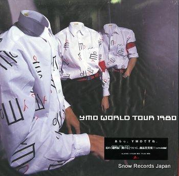 YELLOW MAGIC ORCHESTRA world tour 1980