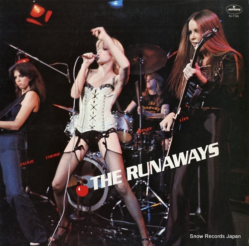 RUNAWAYS, THE s/t