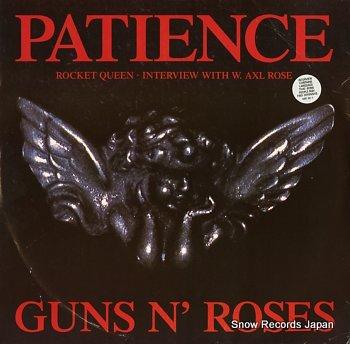 GUNS N' ROSES patience