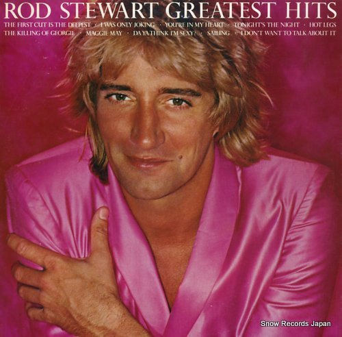 STEWART, ROD greatest hits