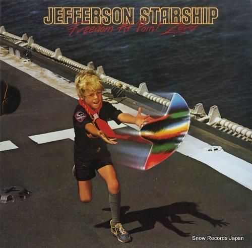 JEFFERSON STARSHIP freedom at point zero