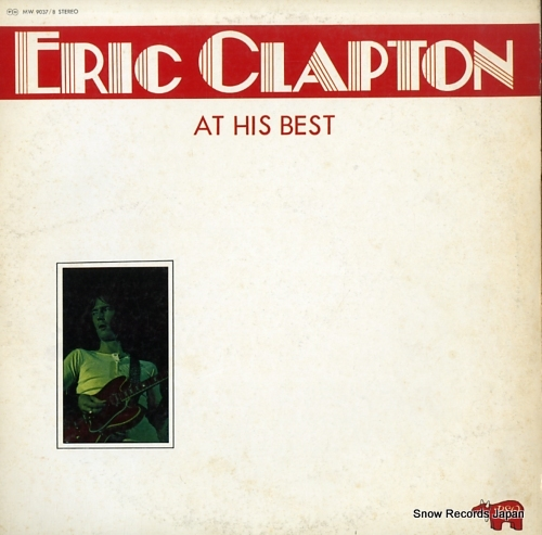 CLAPTON, ERIC at his best