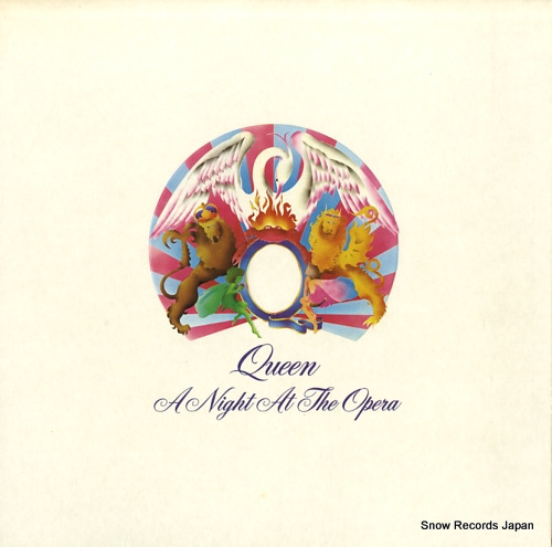 QUEEN night at the opera, a