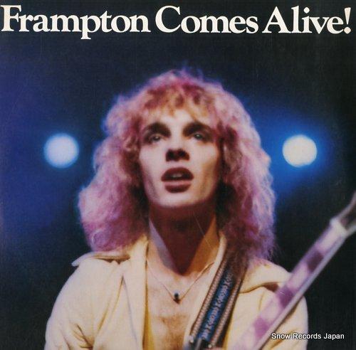 FRAMPTON, PETER comes alive