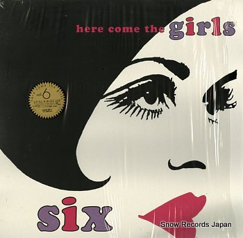 V/A here come the girls six