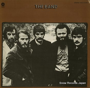 BAND, THE s/t