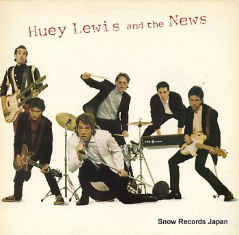 LEWIS, HUEY AND THE NEWS s/t