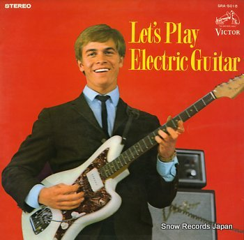 V/A let's play electric guitar vol.3