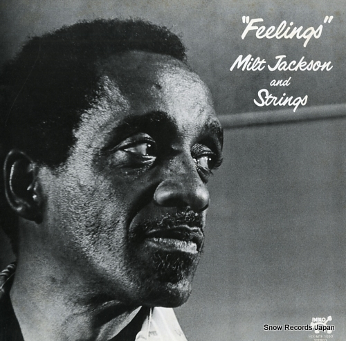 JACKSON, MILT & STRINGS feelings