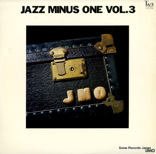 JMO jazz minus one vol.3