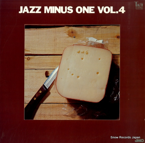 JMO jazz minus one vol.4