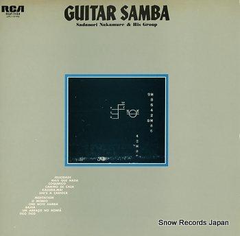 NAKAMURE, SADANORI guitar samba
