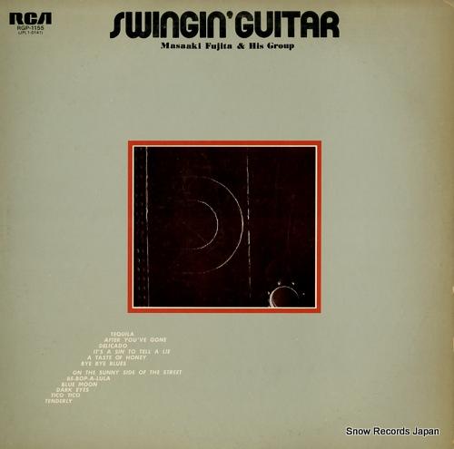 FUJITA, MASAAKI swingin' guitar