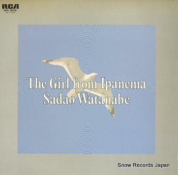 WATANABE, SADAO girl from ipanema, the