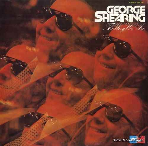 SHEARING, GEORGE way we are, the