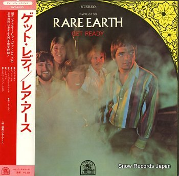 RARE EARTH get ready
