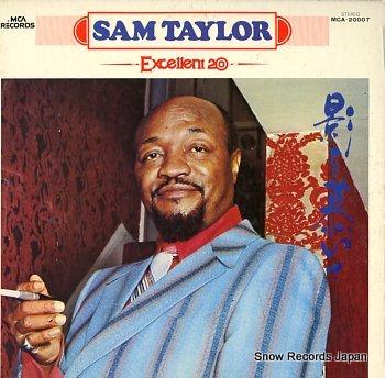 TAYLOR, SAM excellent 20