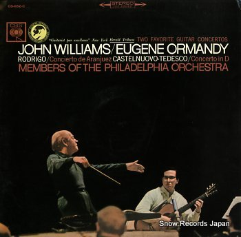 WILLIAMS, JOHN eugene ormandy