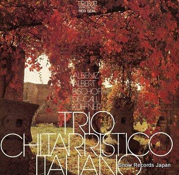 TRIO CHITARRISTICO ITALIANO s/t