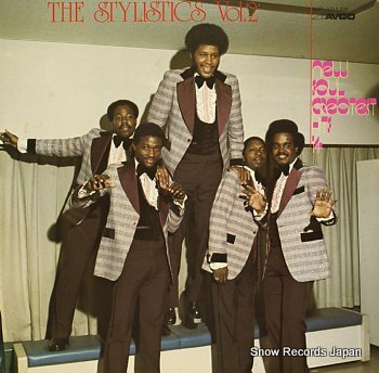 STYLISTICS, THE greatest hits 14 vol.2