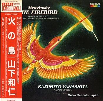 YAMASHITA, KAZUHITO stravinsky; the firebird