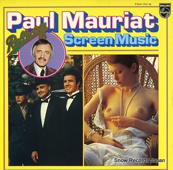 MAURIAT, PAUL screen music