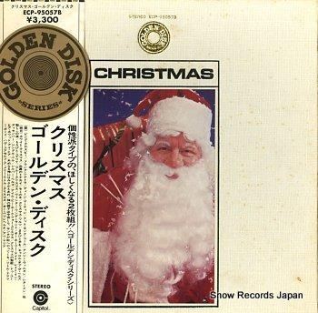 V/A christmas golden disk